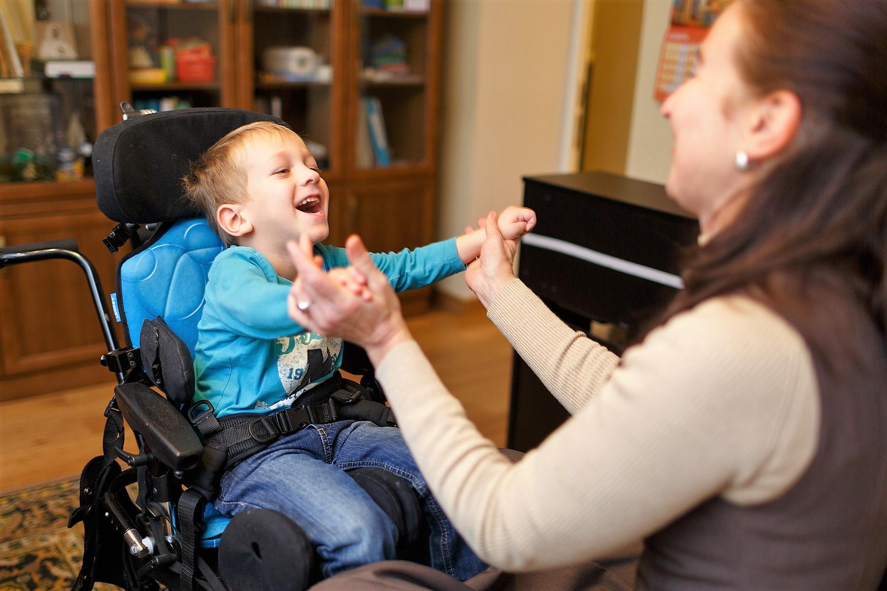 Для реабилитации детей-инвалидов
