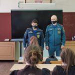 В школах Ливенского района проходят «уроки безопасности»