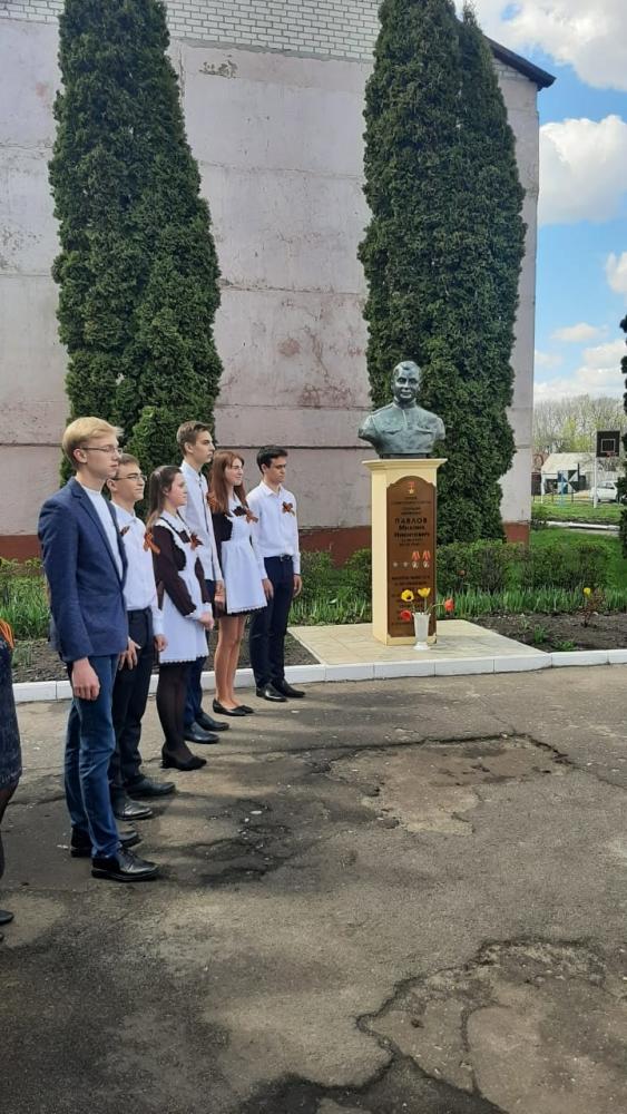 Сегодня Ливенский район с рабочим визитом посетил губернатор Орловской области Андрей Клычков