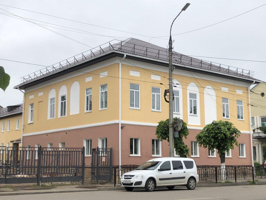 Основные работы по капитальному ремонту Ливенской городской детской школы искусств завершены
