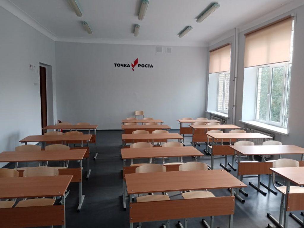Точка роста школы №1