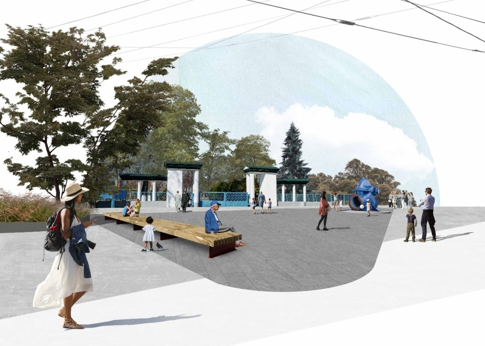 В середине сентября состоится открытие парка Машиностроителей