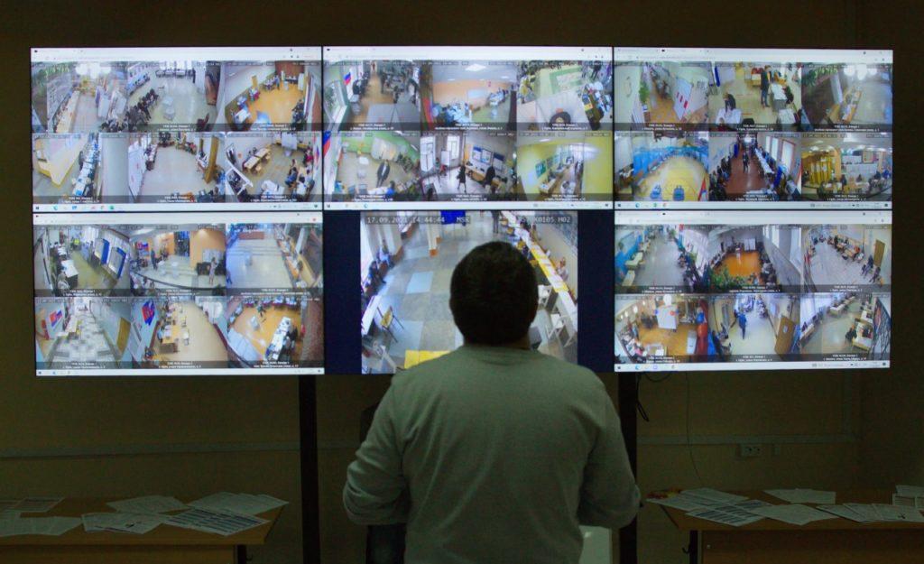 Сегодня в Орле открылся Ситуационный центр Общественной палаты Орловской области по контролю за выборами