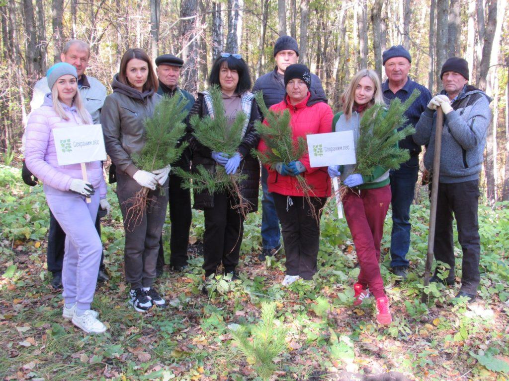 Ливенцы поддержали экологическую акцию
