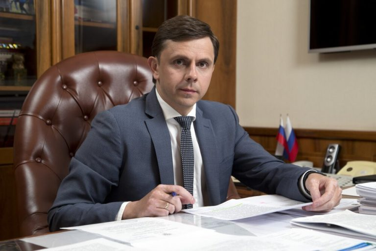 Поздравление губернатора Орловской области Андрея Клычкова с Днем работника прокуратуры