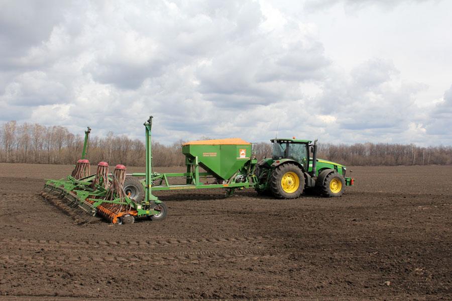 Аграрии района обсудили готовность к весенним полевым работам