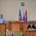 В администрации Ливенского района состоялось заседание антитеррористической комиссии