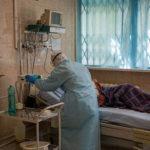 В Ливенской ЦРБ нет свободных коек для COVID-пациентов